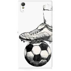 Fancy Case - Sony Xperia T3 - etui na telefon - football