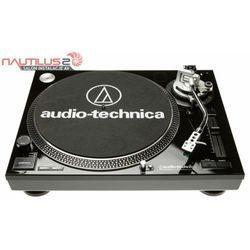 Audio-Technica AT-LP120-USBHC Piano Black + Wkładka AT95E + Pro-Ject Brush IT gratis! - Dostawa 0zł!