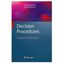 Decision Procedures Decision Procedures