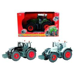Dickie, Traktor Fendt, pojazd rolniczy, 24 cm, 3 rodzaje
