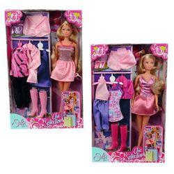 STEFFI Lalka z ubrankami