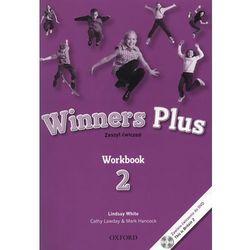 Winners Plus 2. Workbook. Klasy 4-6, szkoła podstawowa. Język angielski. Zeszyt ćwiczeń (opr. broszurowa)