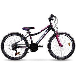 Rower młodzieżowy Monteria Fitness 24 2016