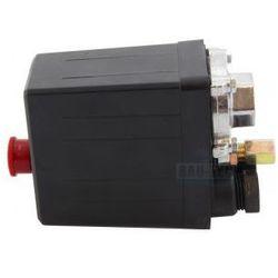 Reduktor/wyłącznik ciśnieniowy do kompresora (presostat)