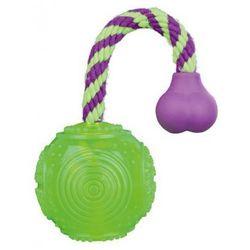 Piłka na sznurze z gumy termoplastycznej