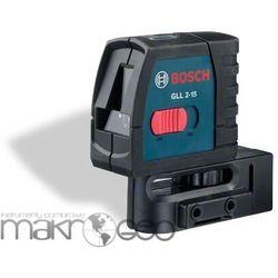 GLL 2-15 Professional laser krzyżowy Bosch