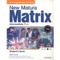 New Matura Matrix Intermediate + Podręcznik (opr. broszurowa)