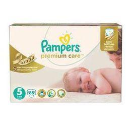 Pieluszki Pampers Premium Care Junior Mega Box vel. 5, 11-18kg, 88ks
