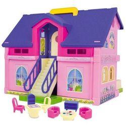 WADER Domek dla lalek Play house