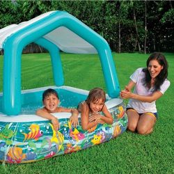 Basen dla dzieci Intex (zdejmowany dach)