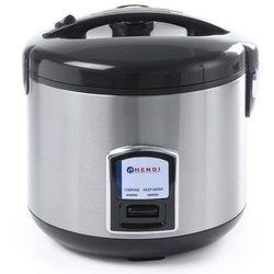 Urządzenie do Gotowania Ryżu z Funkcją Gotowania na Parze - 280x285 mm | 1,8 L