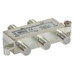 ODGAŁĘŹNIK TV 3-KROTNY FAC-3-10dB 5-1000 MHz