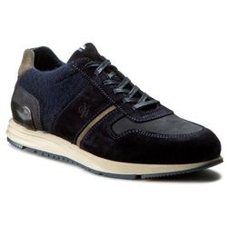 Sneakersy MARC O'POLO - 607 22573502 313 Dark Blue/Khaki 884