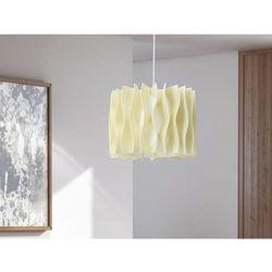 Lampa kremowa - sufitowa - zyrandol - lampa wiszaca - MOZA