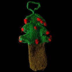 Ozdoba choinkowa - drzewko świąteczne