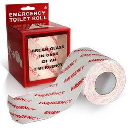 Awaryjny Papier Toaletowy