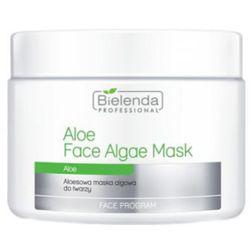 Bielenda Professional ALOE FACE ALGAE MASK Aloesowa maska algowa