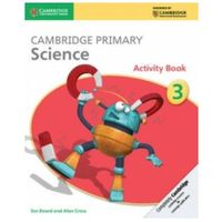 Cambridge Primary Science Stage 3 Activity Book (opr. miękka)