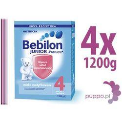Bebilon 4 z pronutra 4 x 1200g mleko