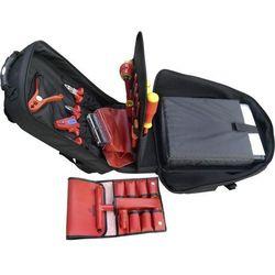 Plecak narzędziowy Bernstein 8310 VDE, 36 narzędzi, (DxSxW) 350 x 430 x 230 mm