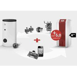 Pakiet pompa ciepła solankowa KOMFORT PLUS SI 18TU w cenie 5 letnia gwarancja-wydajność ok.180-250m2