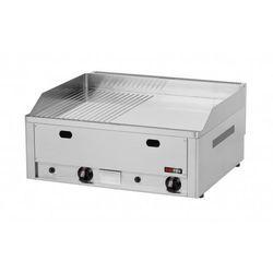 Płyta grillowa chromowana gazowa 660 x 580 x 220mm 8kW FTHRC-60 G