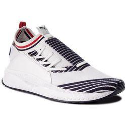 418d9315 Sneakersy PUMA - Tsugi Jun Sport Stripes 367519 01 Pwhite/Peacoat/Rred