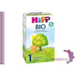 HiPP 1 BIO Ekologiczne mleko początkowe 600g