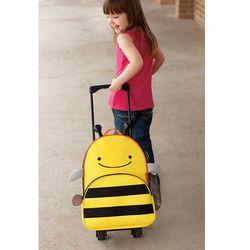 Walizka podróżna ZOO Pszczółka