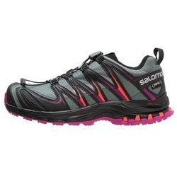 Salomon XA PRO 3D GTX Obuwie do biegania Szlak light titan/black/coral punch