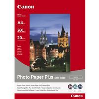 Papier fotograficzny CANON Photo Paper Plus Semi-gloss 260g A4 SG-201