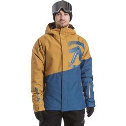 MEATFLY kurtka narciarska męska Bang Jacket MustardDark Blue M