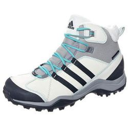 adidas Performance WINTERHIKER II Śniegowce chalk/black/vivid mint
