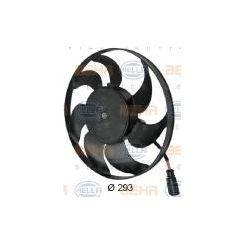 HELLA Wentylator, chłodzenie silnika - 8EW351040-391