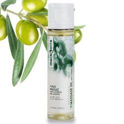 MACROVITA RELAKSUJĄCY OLEJEK DO MASAŻU z bio-oliwą z oliwek i bio-olejkiem z awokado 100ml