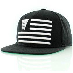 czapka z daszkiem K1X - O.D. Flag Black/White (0010)