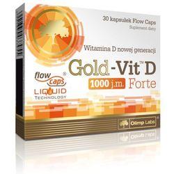 Olimp Gold - Vit D Forte 1000 j.m. 30 kapsułek