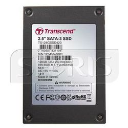 Dysk SSD Transcend 256GB 2.5'' SATA3 (MLC) with Iron Case - TS256GSSD420