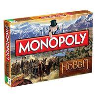 Gra Monopoly z filmu Hobbit - wersja angielska (WIMO019385)