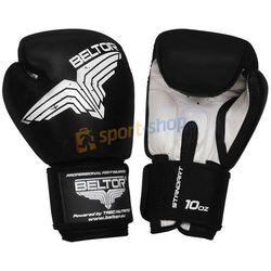 Rękawice bokserskie Standard Beltor (czarne)