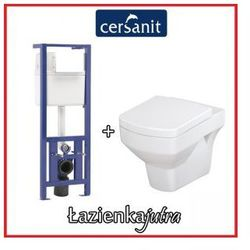 CERSANIT LINK PURE 4W1 Zestaw podtynkowy do WC K97-294
