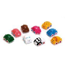 Wesołe autka mini chubbies Lampart