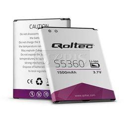 QOLTEC BATERIA DO SAMSUNG GALAXY Y S5360   1500MAH - 52001.S5360