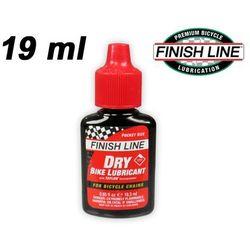 400-01-60_FL_DRY_1 Olej do łańcucha FINISH LINE TEFLON PLUS, 19,3 ml