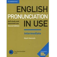 English Pronunciation In Use Intermediate Book With Answers And Downloadable Audio (opr. miękka)