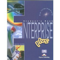 Enterprise Plus Pre Intermediate Student s Book (opr. kartonowa)