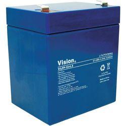 Akumulator litowo-żelazowo-fosforanowy Vision 12V, 4,5 Ah, 90 x 70 x 101 mm