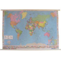 Świat. mapa ścienna polityczna 1:35 000 000