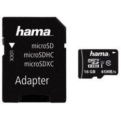 Hama MICRO SDHC 16GB 114992
