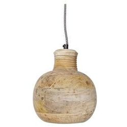 Be Pure Drewniana lampa CARVING PITCHER duża (PRO)800466